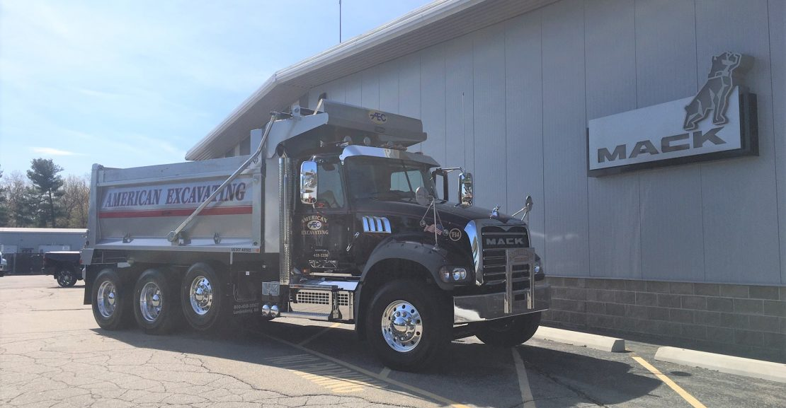 New Mack for American Excavating CG