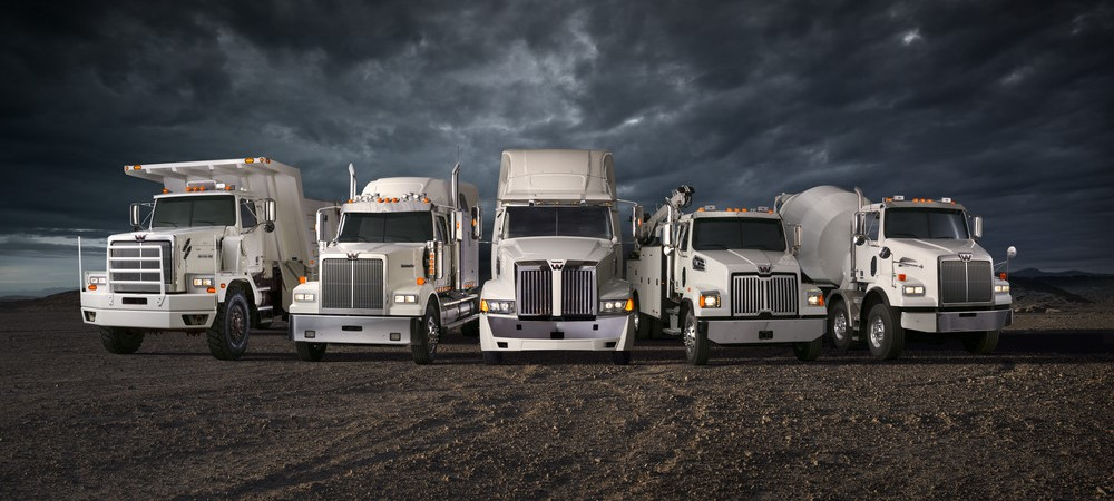Western Star Truck Family